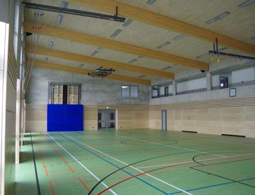 Sporthalle Grundschule Rheinweiler