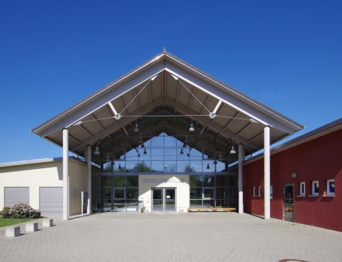 Mehrzweckhalle in Bad Krozingen-Schlatt