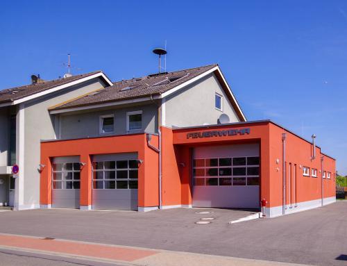 Feuerwehrhaus Bad Krozingen-Biengen