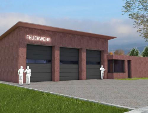 Feuerwehrgerätehaus Bad Krozingen-Tunsel