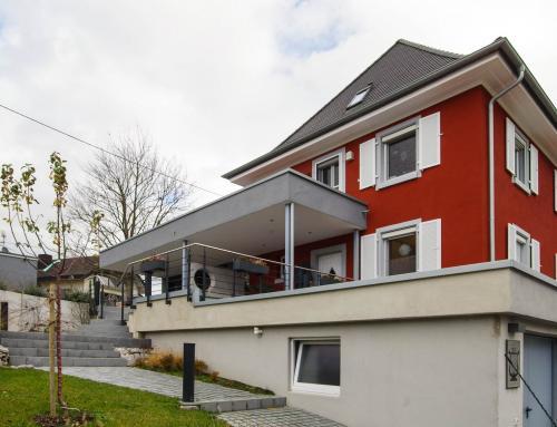 Wohnhaus in Bad Krozingen-Tunsel